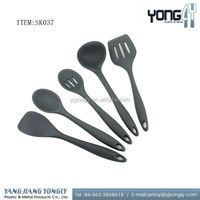 Yongly silicone kitchen utensils silicone fda approved best selling products 2017 in usa