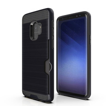 2018 printing plastic mobile phone cover for Samsung Galaxy S9 tpu case