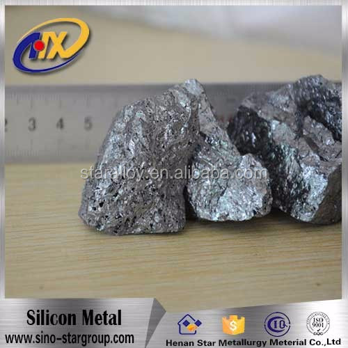 Pure Si/Silicon metal for aluminum alloy/ingot 441,1101