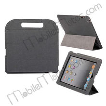 Portable Sleeve Pouch Hand Bag Leather Case for The New iPad