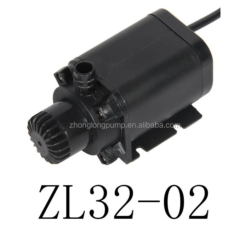 ZL38-20 bldc water pump 12 volt submersible pump