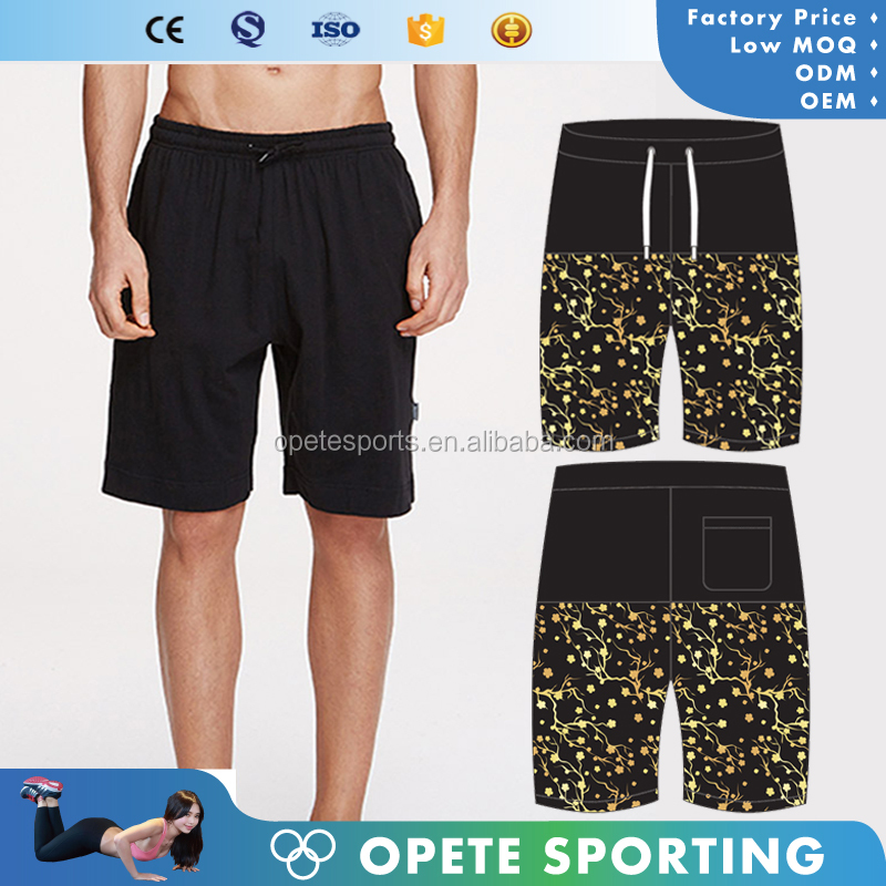 (OEM FACTORY)custom design Men surfing beach shorts Men's Beach Pants