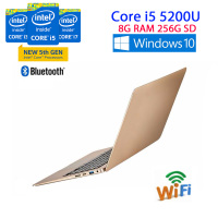 Brand new laptop computer intel core i5 5200u laptop computer 13 inch with lowest price