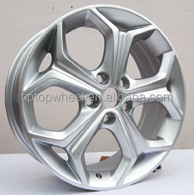 16 inch rims 5x108 fit for fords focu alloy wheels