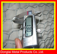 Hexagonal Wire Mesh on factory