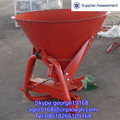 Tractor 3 point linkage fertilizer broadcasting machine