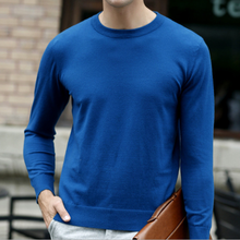 wholesale price western style knitted sweater men