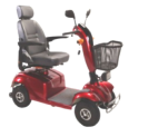 4 Wheeled Electric Mobility Scooter for handicapped people