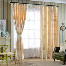 beautiful curtain fabric decorative door or salon curtain
