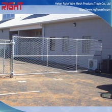 Beautiful Appearance Chain Link Dog Kennel Fence, Chain Link Mesh with Long Service Life