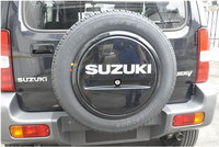 Suzuki Jimny spare tire cover 4*4 accessories