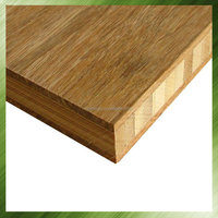 Bamboo plywood sheets 13MM 3-ply carbonized vertical bamboo plywood cross laminated bamboo wood sheets