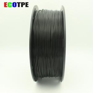 high quality 1.75mm 3mm flexible filament flexible tpu tpe filament