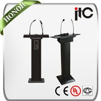 ITC Popular Product All in One Design Conference Lectern Podium