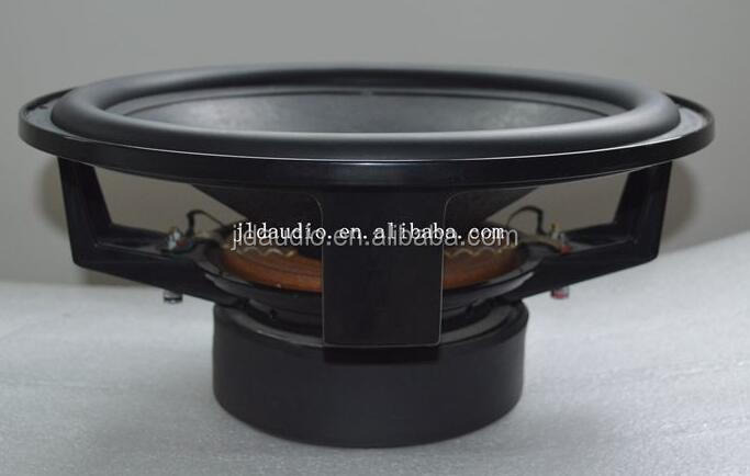 Made in China 12 inch high quality audio car subwoofer 5000-1000w competition subwoofer for sale