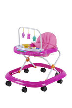 2015 cheaper baby walker with 8 wheels,3 safety belt, small toys and musics sell well in african and south usa marketing..
