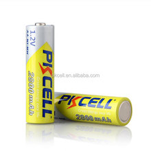 2800mah 1.2v nimh aa rechargeable battery made in p.r.c.