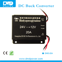 High Effective 20A Convertor DC 24v To DC 12v Voltage Converter With Best Price From China Manufacturer