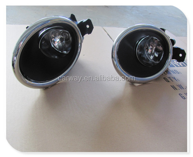 Auto Fog Light for Nissan Qashqai 2016 ON Accessories Hotselling