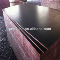 4*8ft black/brown film faced shuttering plywood seller