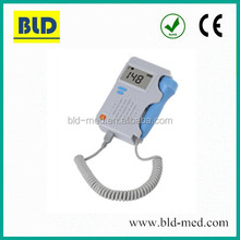 Handheld Doppler Ultrasonic Pocket Fetal Doppler for Home Care