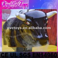 inflatable bull toys