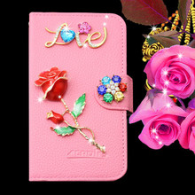 Hot sale luxury wallet case for motorola droid razr xt910 xt912