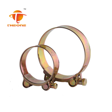 Stainless Steel Heavy Duty Compression Pipe Clamp