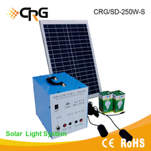 450W Off Grid Power Inverter Home Solar Energy System with Battery
