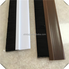 Bottom door weather strip/self-adhesive weatherstripping/self-adhesive door seal strip