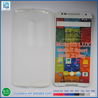 smooth waterproof case for Motorola moto x play tpu case wholesale price