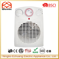 Convenient For People To Use With 24 Hours Time Electric Fan Heater