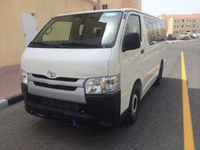 TOYOTA HIACE 2.5L STD ROOF 15 SEATER BUS YM 2014