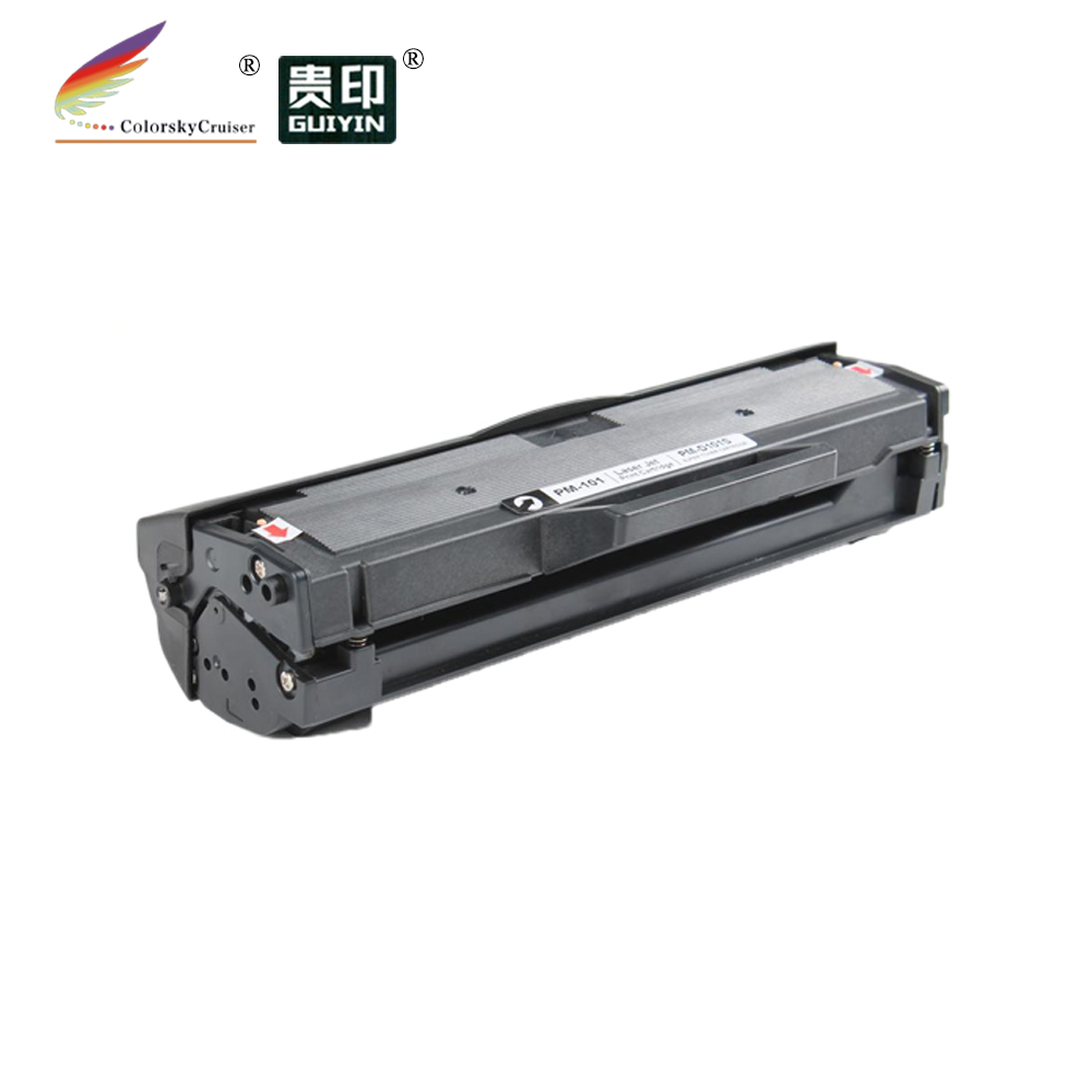 (CS-S101) BK laser toner cartridge ceramic toner for <strong>Samsung</strong> mlt <strong>d101s</strong> scx 3400 3400f 3401 3401fh 3406w 3406hw (1500Pages)