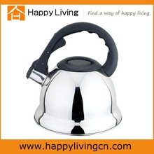 kitchen metal whistle Wide Mouth Tea Kettle