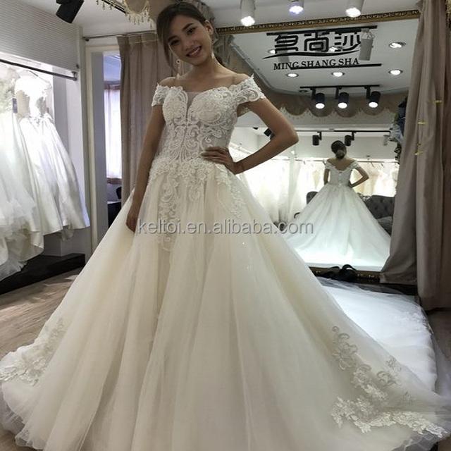 Champagne Color Wedding Gownsyuanwenjuncom