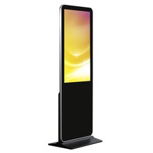 "43"" Floor Stand LCD Vertical Computer Advertising Monitor"
