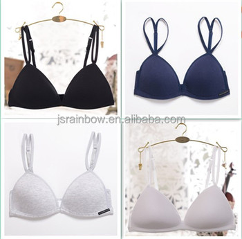 2017 Underwear 100% cotton women sexy bra
