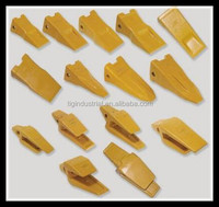 Doosan DH220, DH280 Excavator bucket parts bucket teeth