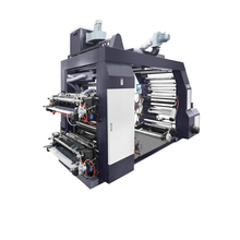 YT Model flexo rotary label printing machine