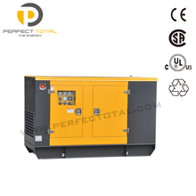 60kva small generators water cooled gensets with Cummins engine