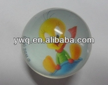 80mm transparent puffer ball transparent plastic ball