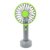 Milti-Function Lighting Cooling Air 3 Speed Rechargeable Mini Desktop Fan