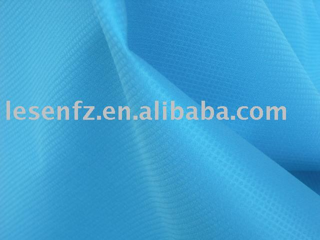 two-way spandex polyester compsite with fleece fabric