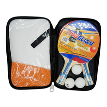 suit set for play table tennis racket Convenient to carry pingpong racquet