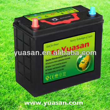 Newest 12V Rechargeable Lead Acid Battery for Cars/Autos