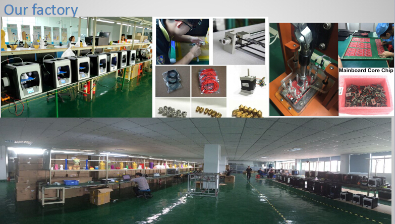 High Accuracy 0.05MM Chinese Factory 3D Printer Industry Metal 3D Printer Extruder 3D Printer Machine For CNC Auto Parts