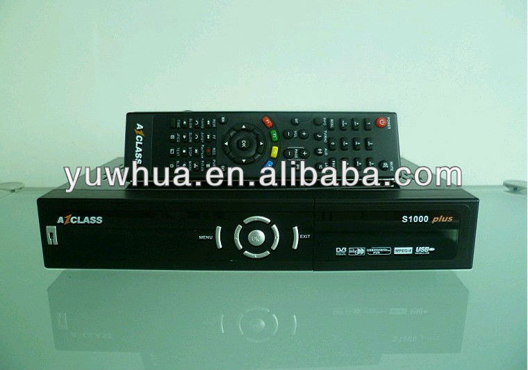 azclass s1000 plus free iks nagra 3 decoder support wifi