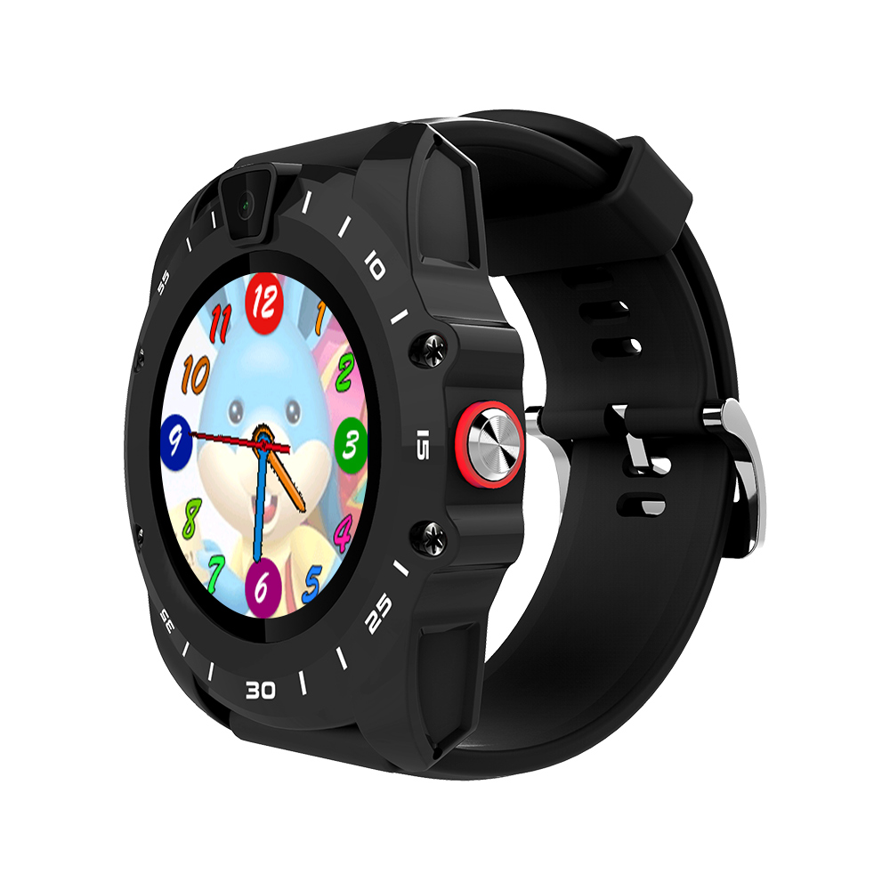 Kids Smart Watch Phone V19 without APP and Positioning for Students with TF card play music file management take photo Recorder
