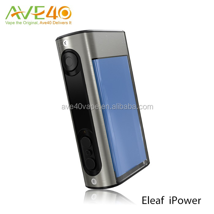 eleaf istick 80w mod Eleaf iPower 80W MOD 5000mAh newest cool!